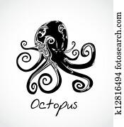 Tattoo Octopus