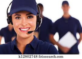 technical support call center dispatcher