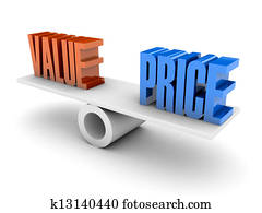 Value and Price balance.