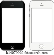 vector iphone 5