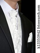 Wedding party tuxedo jacket