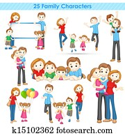 3d Family Collection