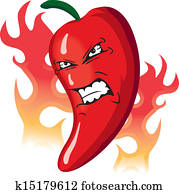 Angry Hot Pepper