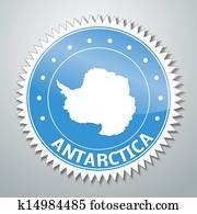 Antarctic Clipart And Illustration 1853 Clip Art Vector