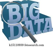 Big Data find information technology