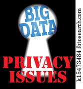 Big Data privacy security IT issues