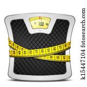 concept de poids