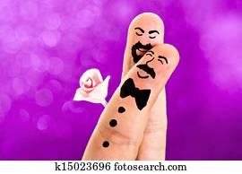 Cartone animato gay orgia