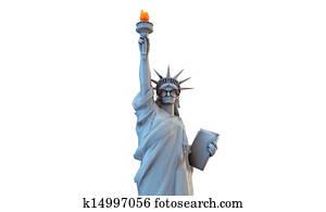 liberty statue