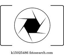 photographie, logo