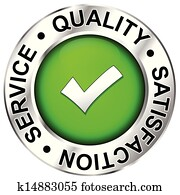 Quality, satisfaction, service