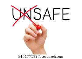 Safe Not Unsafe