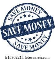 save money stamp
