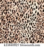 soft animal print
