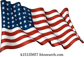 US Flag WWI-WWII (48 stars)