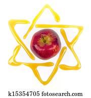yom kippur star of david