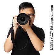 Asian photographer