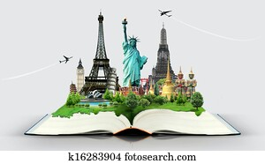 Book of travel