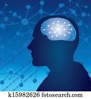 Brain Human thinking