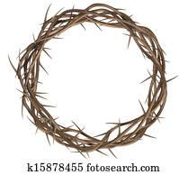 Crown Of Thorns Top