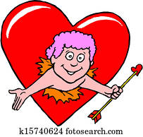 Cupid for Valentines day.