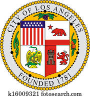Los Angeles coat of arms