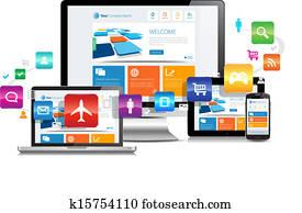 Responsive Design Apps