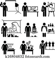 Artistic Designer Jobs Occupations