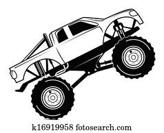 bigfoot car