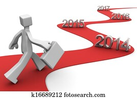 Bright future success 2014