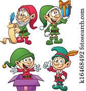 christmasl, elfen