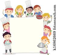 Cooking Classes Board