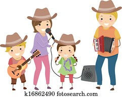 Country Band Family