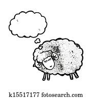 Mouton dessin anim illustrations et stock art 2 572 - Mouton dessin anime ...