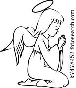 engel beten