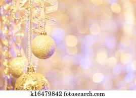 Hagning Christmas ornaments