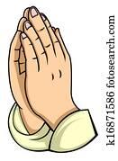 hand prayer