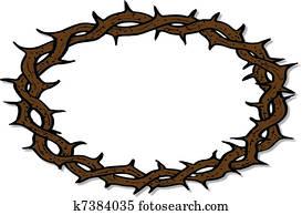Jesus crown