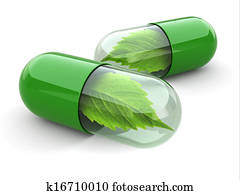 Natural vitamin pills. Alternative medicine.