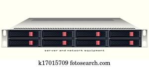 Server rackmount chassis