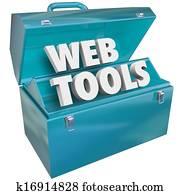 Web Tools Toolbox Online Website Developer Kit
