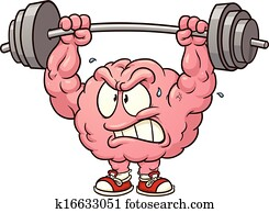 Weightlifting brain