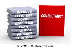 3d consultancy concept books