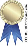 Blue ribbon award