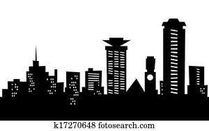 Cartoon Nairobi