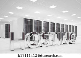 Hosting Letters in data center