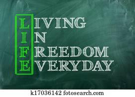 life freedom