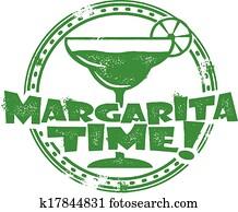 margarita, zeitstempel