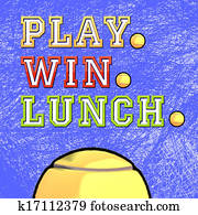 Play, Win, Lunch Tennis