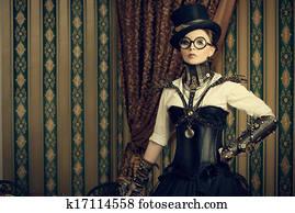 smart steampunk